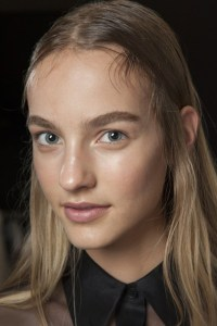 rebecca cotzec christopher kane beauty trend lfw ss15
