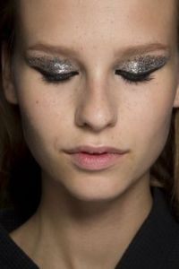 house of holland lfw ss15 beauty rebecca cotzec