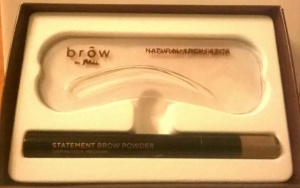 2015 Beauty Statement Brows Mii Cosmetics