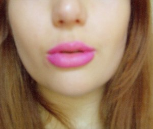 ombre lips how to simple