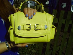 Small Yellow Primark Bag Outfit of the Week Easter