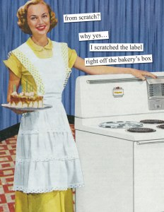 can't cook failure as a woman