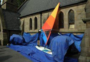 Higham Scarecrow Festival 3