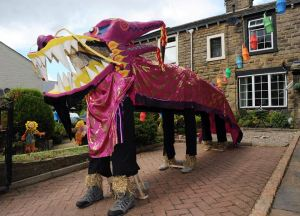 Higham Scarecrow Festival